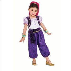 Shimmer Toddler Girls Halloween Costume 2T New